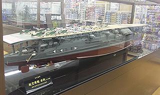 航空母艦赤城-昭和16年12月真珠湾攻撃時