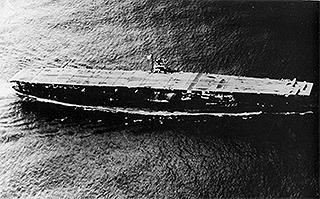 航空母艦赤城