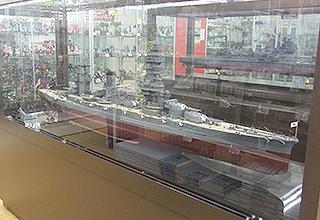 戦艦扶桑-昭和10年3月大改装第2段階工事時