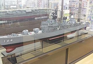 海上自衛隊艦艇 汎用護衛艦164たかつき