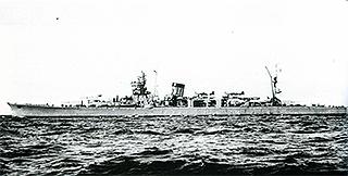 軽巡洋艦矢矧