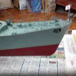 タム爺艦船製作日記11